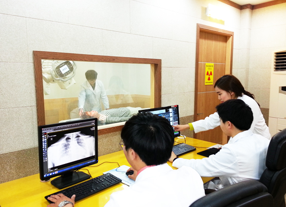 Department of Radiologic Technology photo