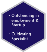 Outstanding in employment & Startup / Cultivating Specialist